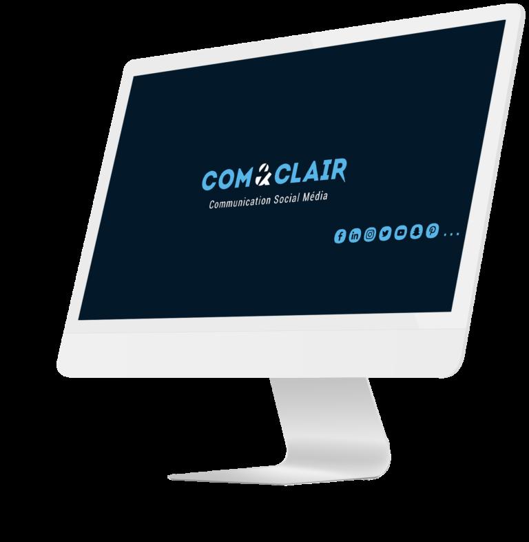 logo Com&Clair